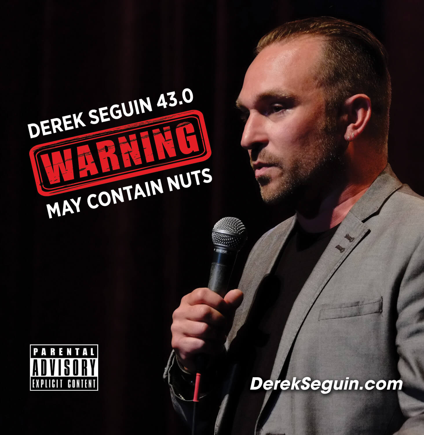 Derek Seguin 43.0 - Warning: May Contain Nuts